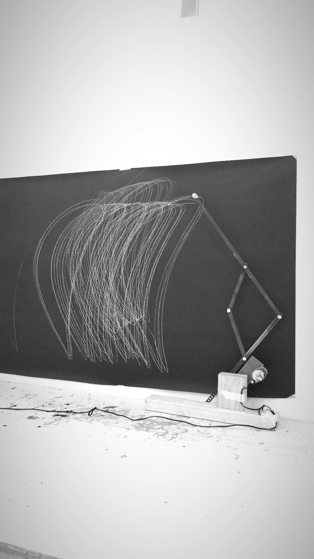 Drawing machine, Forearm -2018