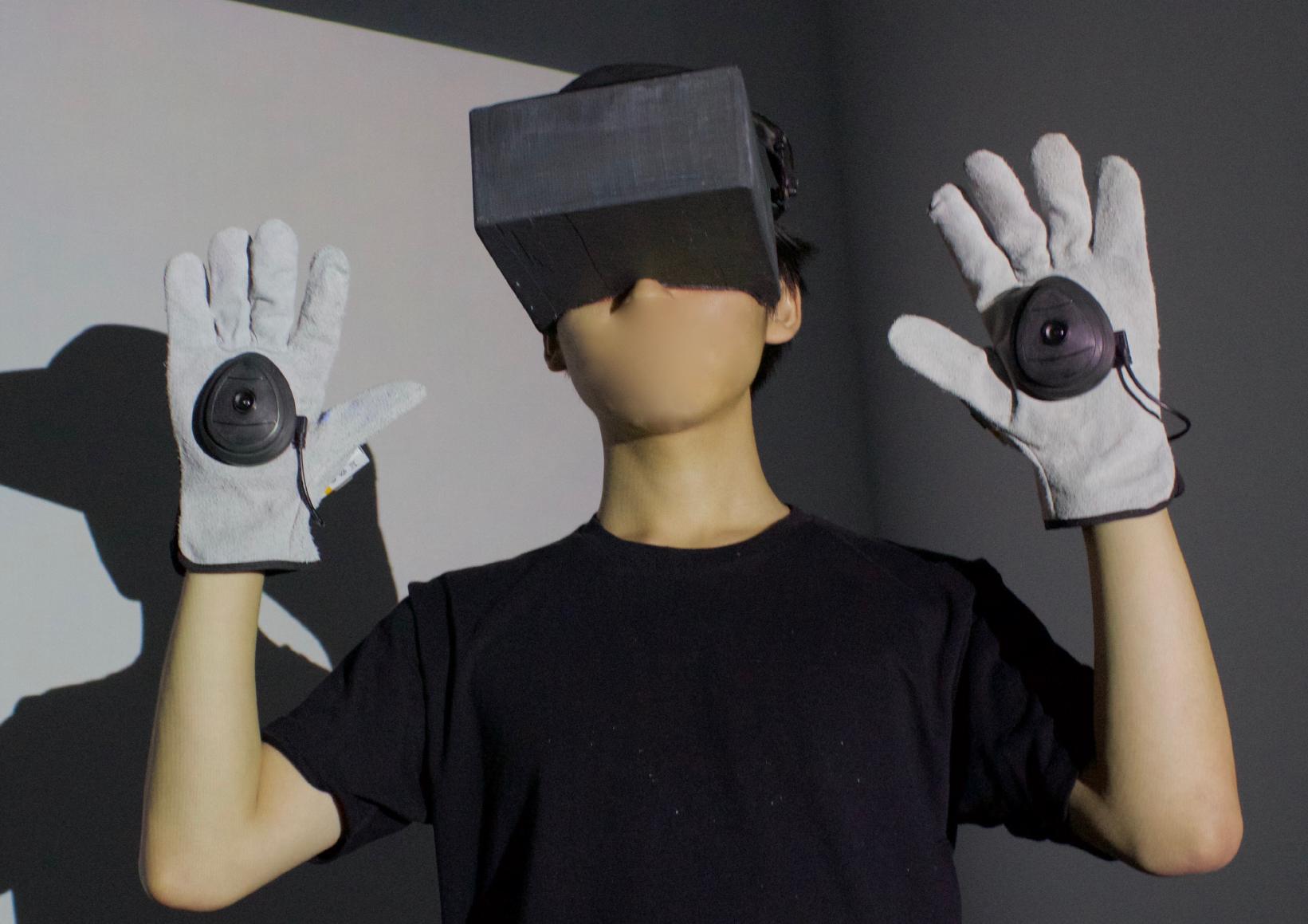 Hacking Five Senses: Eyes-2018