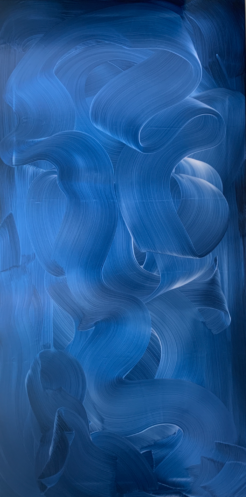 Blue interference -2019