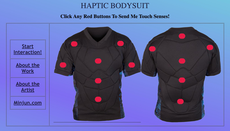 Haptic Bodysuit